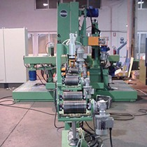 Grinding equipment for IPE and T-profiles